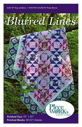 """Blurred Lines"" Pattern pdf"