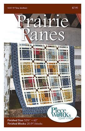 """Prairie Panes"" Quilt Pattern pdf"