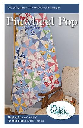 """""""Pinwheel Pop"""" Quilt Pattern pdf"""
