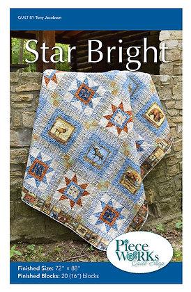 """""""Star Bright"""" Pattern pdf"""