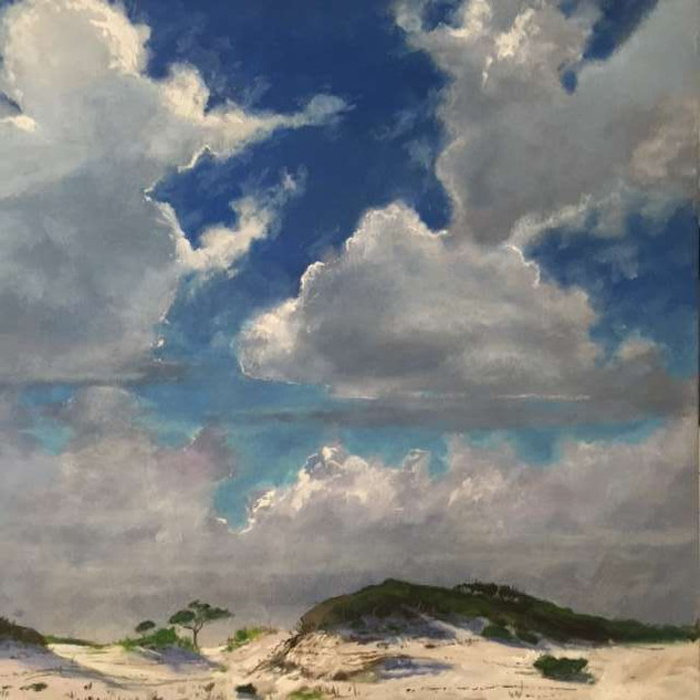 Clouds Over Grayton Beach