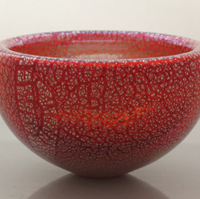 Awesome Red Bowl
