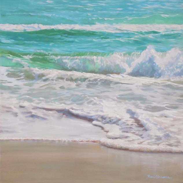 Flowing Wave