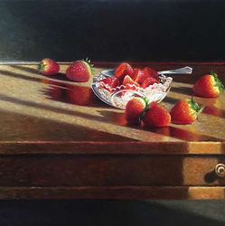 Strawberries-in-Sunlight-12x16.jpg