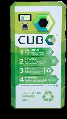 CUBO R3 s