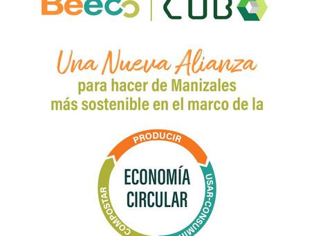 ALIANZA CUBO R3 - BEECO, GESTORES DE RESIDUOS ORGÁNICOS