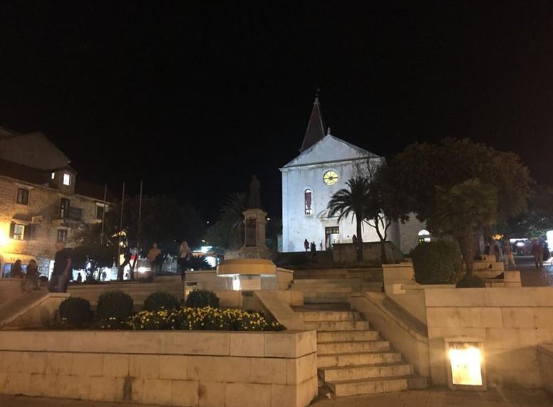 Makarska St. Mark's Church