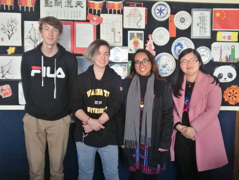 2018 New Zealand China Study Camp Schola