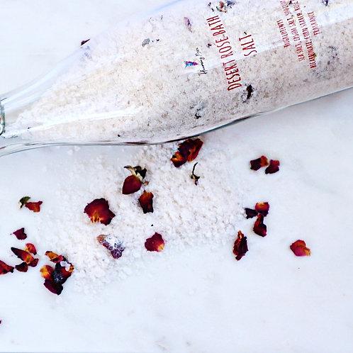 Desert Rose Bath Salt