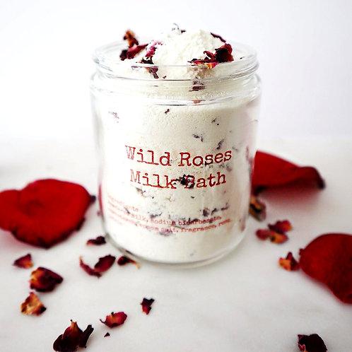 Wild Roses Milk Bath