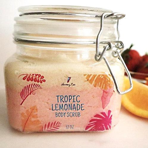 Tropic Lemonade Body Scrub