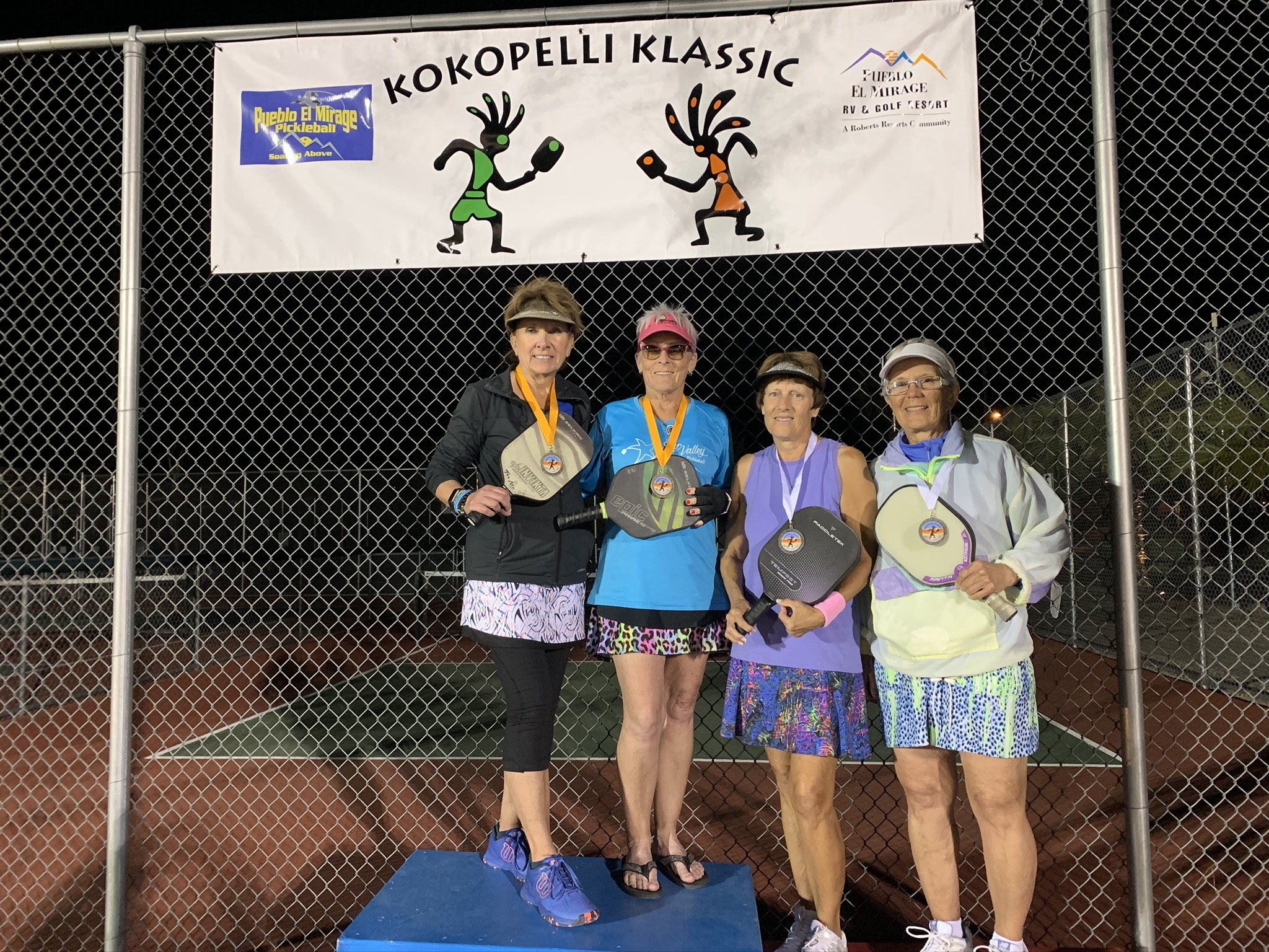 El Mirage Kokopelli Tourney