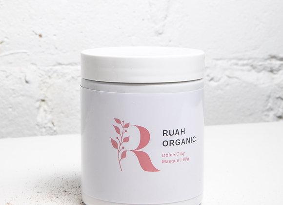 Ruah Organic Dolcé Clay Masque