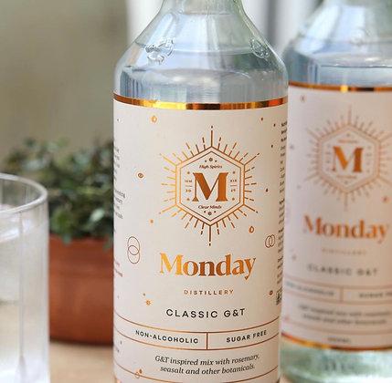 Monday Distillery Classic G & T