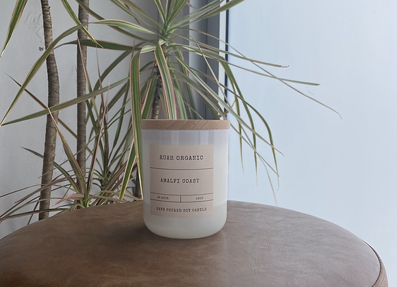 Ruah Organic Amalfi Coast Candle