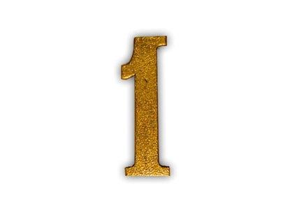 Número e letras residência Pavilonis