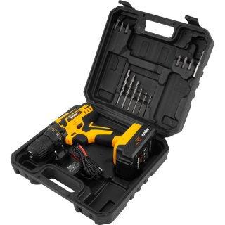 Parafusadeira/Furadeira a bateria 12V Vonder