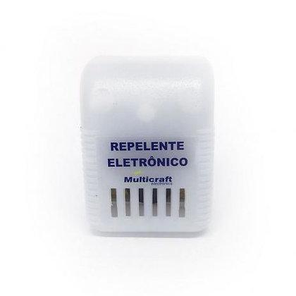 Repelente eletrônico de pernilongo, rato e morcegos  Multicraft