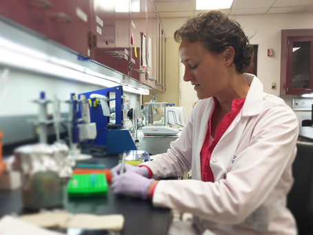 Cancer Survivor Performing Research to Prevent Health Problems After Cancer