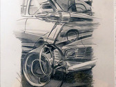 Two Cars (study)