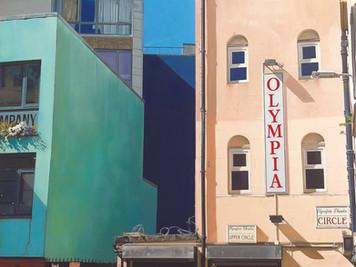The Olympia Theatre, Dublin, Ireland