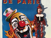 French Poster, Italian Marionette
