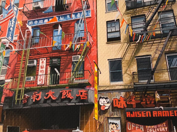 Escape From Chinatown