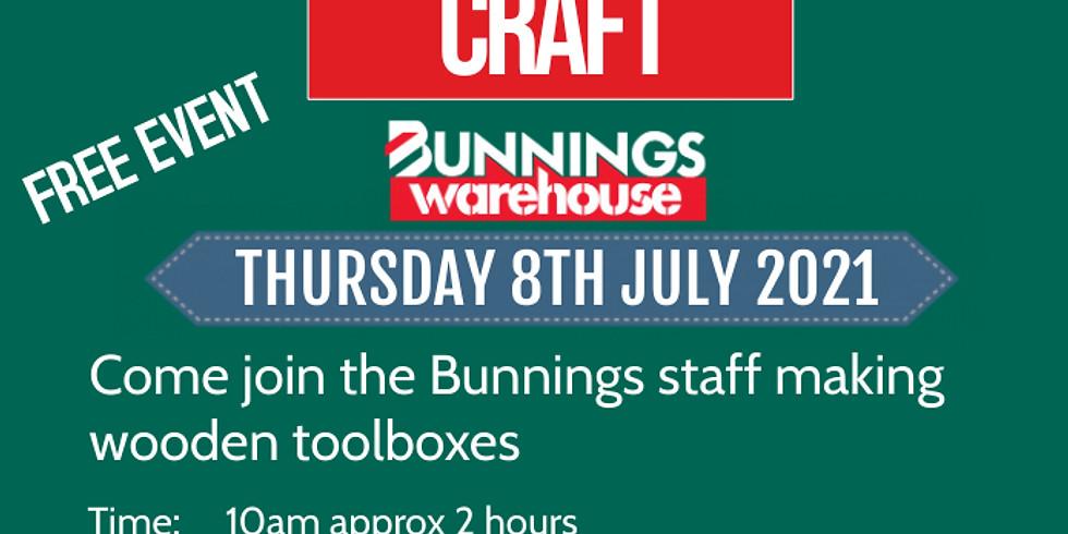 Bunnings Craft - School Holiday Event