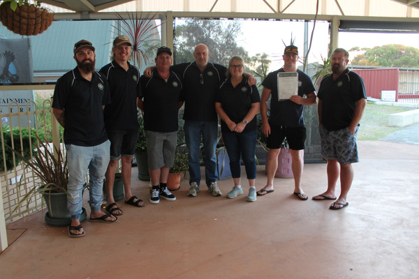 WA Thank a Volunteer Community Sundowner