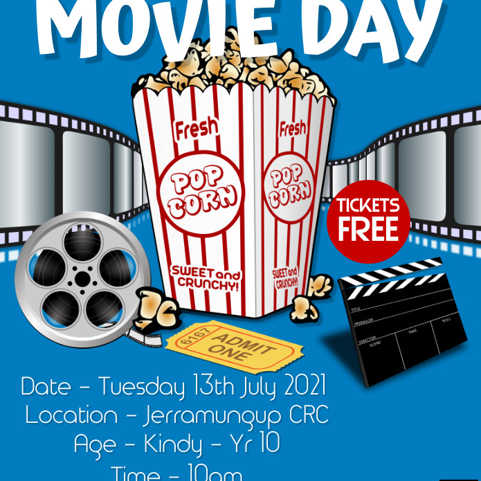 Movie Day - School Holiday Event