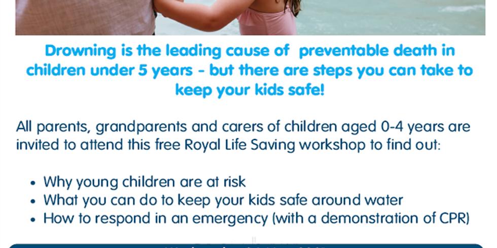 Toddler Drowning Prevention Presentation