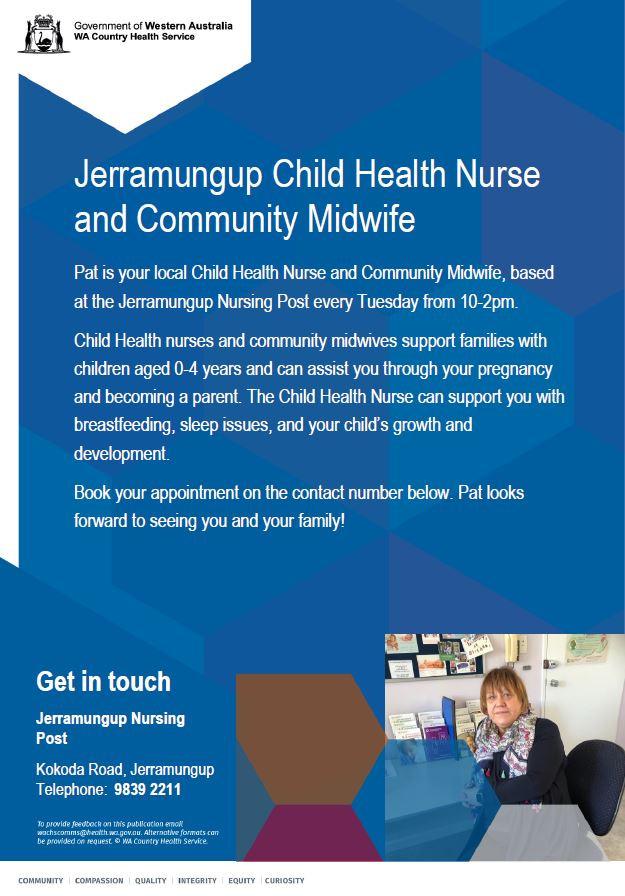 Jerry Child Care Health Nurse and Community Notice.JPG