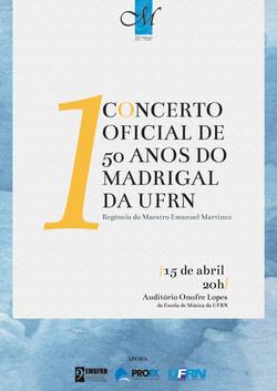 I Concerto Comemorativo