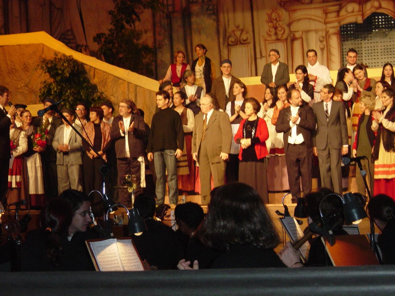 Ópera Cavaleria Rusticana