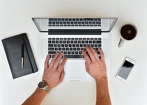 Travailler pour ordinateur portable