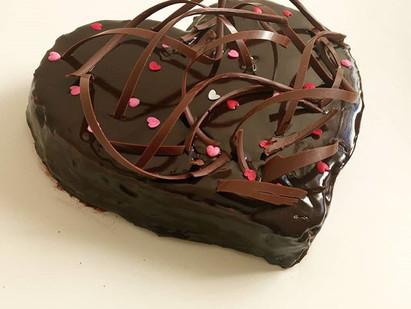 Torta Pérola Negra de Alfajor