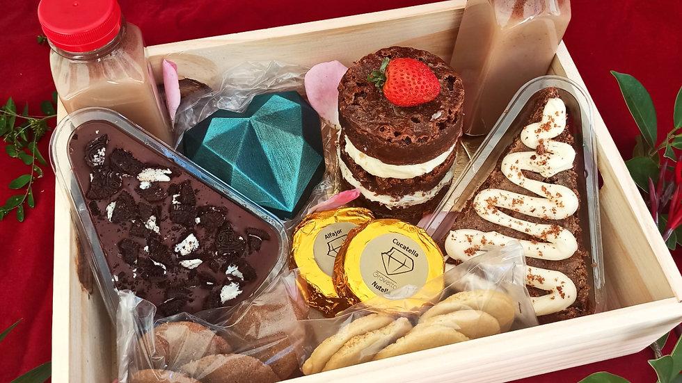 Super Box do Amor - Dia dos Namorados