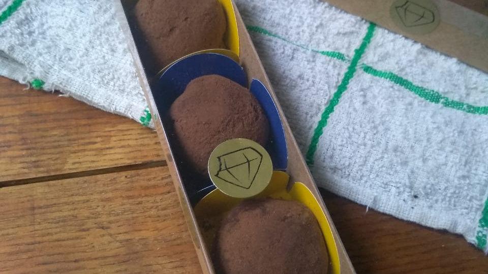 Caixa de Trufas Especiais