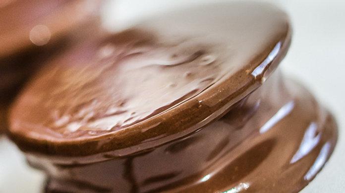 Alfajor de Nutella 70g - Validade 45 dias