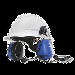 Peltor atex twin cup headset