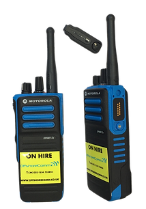 DP4401 ATEX Radio