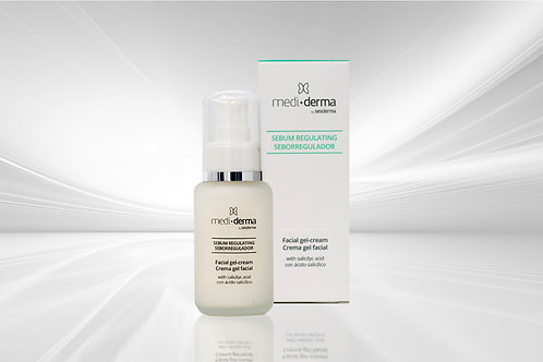 Gel seborregulador – Tratamiento acné/pieles grasas