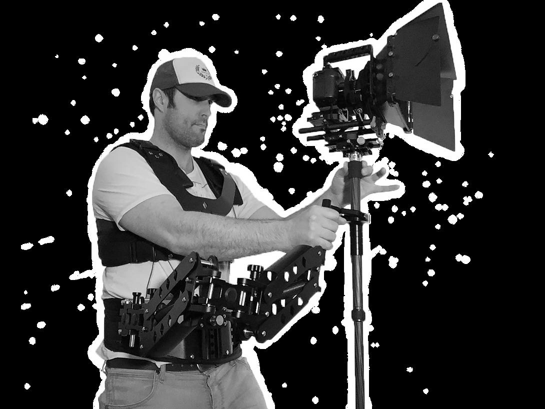 Camera stabilization works