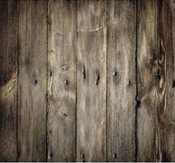 Planche brun foncé Verticale