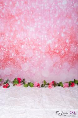 Décors fille rose
