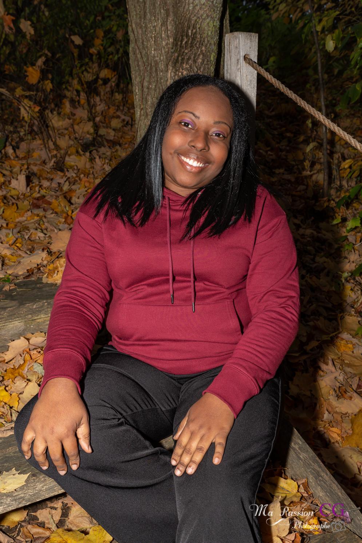 Sandra Portrait