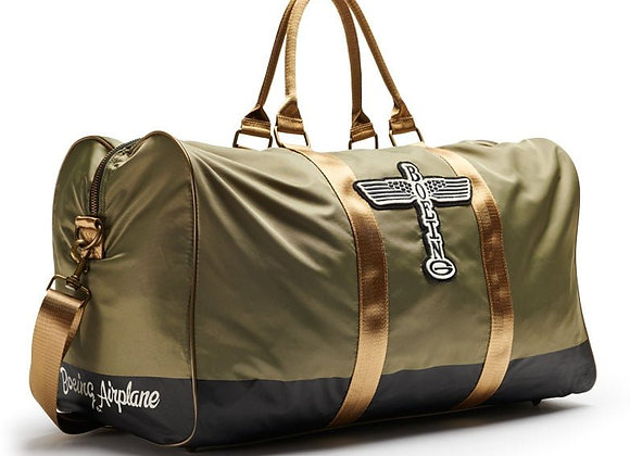 BOEING TOTEM DUFFLE BAG - Made of 100% nylon.