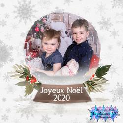 Jessica Fecteau - Noël 2020