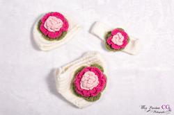 Trio fleur