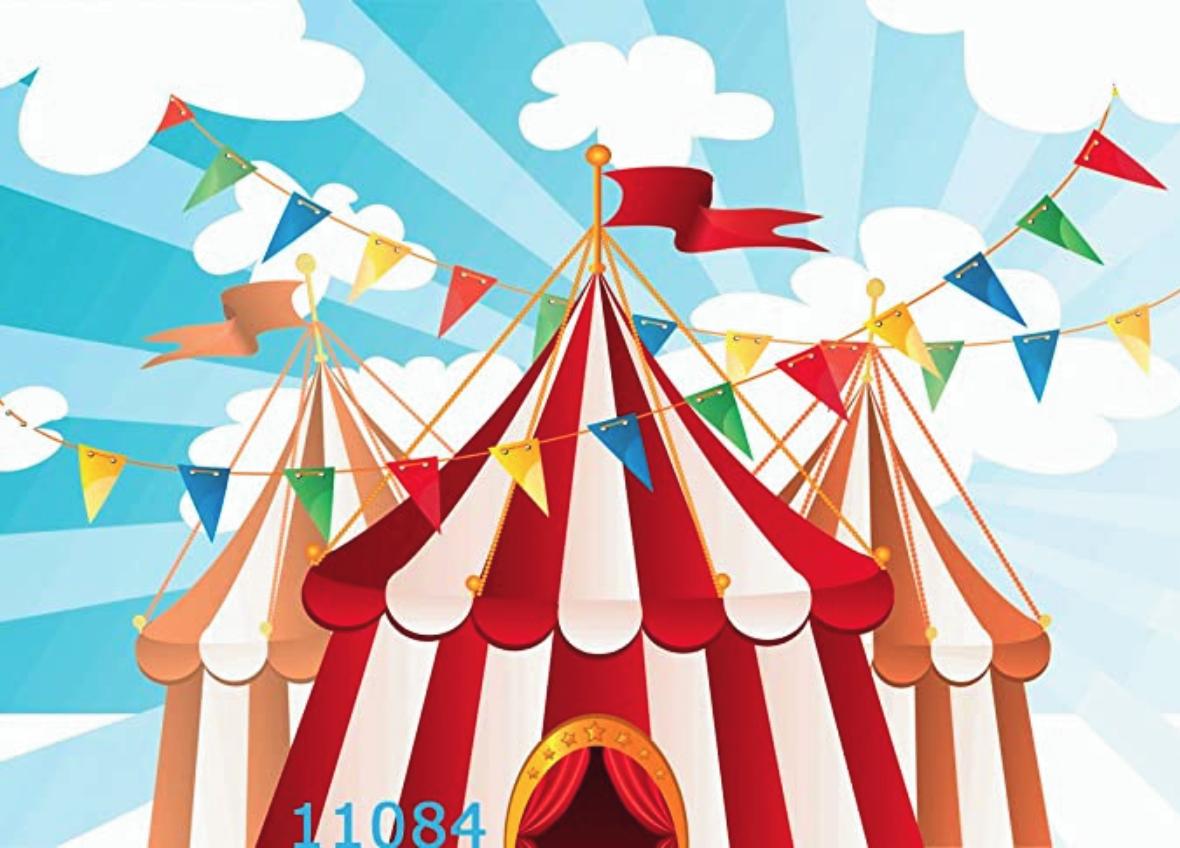 Le monde du cirque 8x6